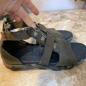 Sorel Sandals Gladiator Style